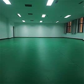 濮阳市中级人民法院--健身房地板