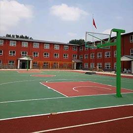 濮阳县一中联校--篮球架